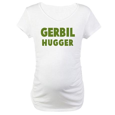 Gerbil Hugger Maternity T-Shirt