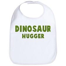 Dinosaur Hugger Bib
