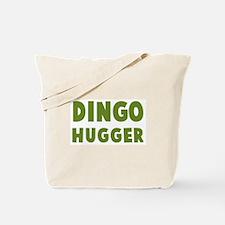Dingo Hugger Tote Bag