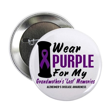 """Grandmother's Lost Memories 2 2.25"""" Button (10 pac"""