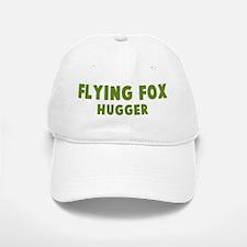 Flying Fox Hugger Baseball Baseball Cap