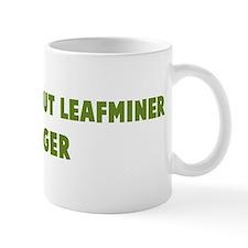 Horse Chestnut Leafminer Hugg Mug