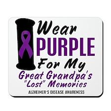 Great Grandpa's Lost Memories 2 Mousepad