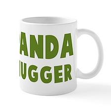 Panda Hugger Mug