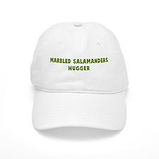 Marbled Salamanders Hugger Baseball Cap