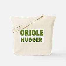 Oriole Hugger Tote Bag