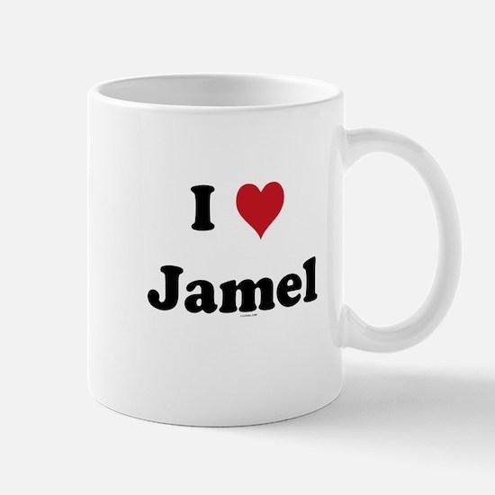 I love Jamel Mug