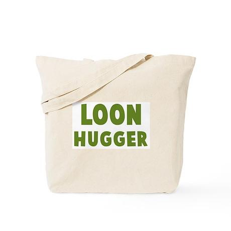 Loon Hugger Tote Bag