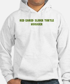 Red-Eared Slider Turtle Hugge Hoodie