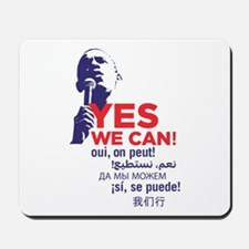 """Obama """"Yes We Can"""" Global Languages Mous"""