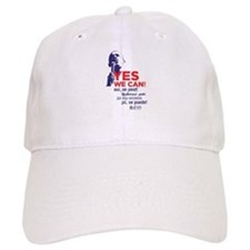 "Obama ""Yes We Can"" Global Languages Baseball Cap"