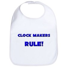 Clock Makers Rule! Bib