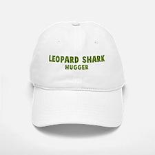 Leopard Shark Hugger Baseball Baseball Cap