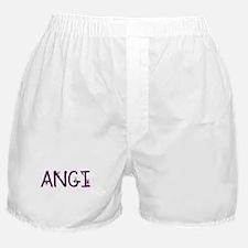 Angi (Girl) Boxer Shorts
