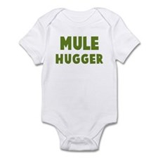 Mule Hugger Infant Bodysuit