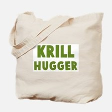 Krill Hugger Tote Bag