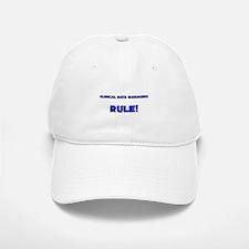 Clinical Data Managers Rule! Baseball Baseball Cap