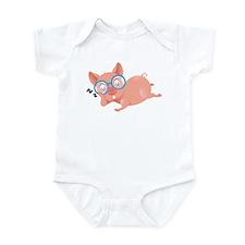 Little Piggy Infant Bodysuit