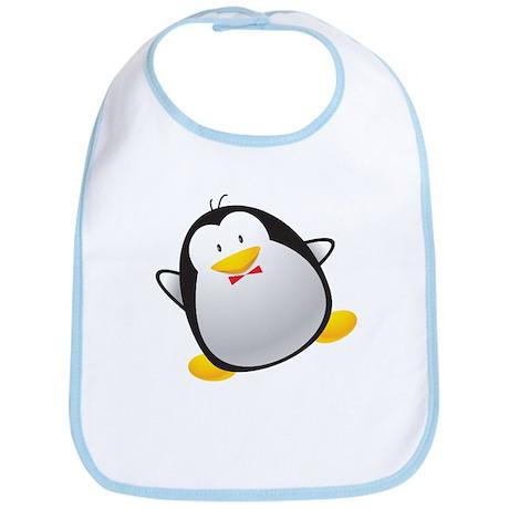 Fat Penguin Bib