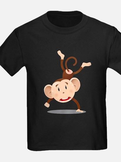 Monkey Handstand T