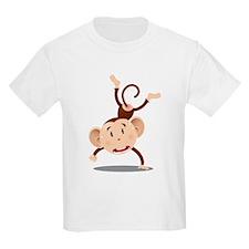 Monkey Handstand T-Shirt