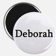 Deborah - Personalized Magnet