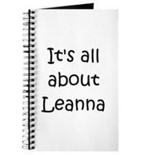 Funny Leanna Journal