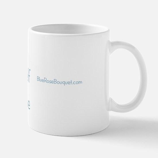 Muse Abuse Blue 2 Mug