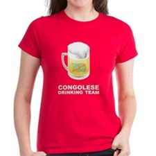 Congolese Drinking Team Tee
