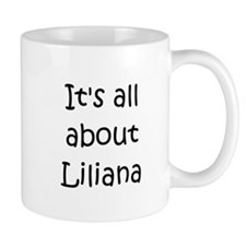 Unique Liliana Mug