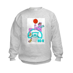 Ok-9 (basketball) Sweatshirt