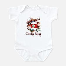 Butterfly Costa Rica Infant Bodysuit