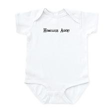 Homeless Agent Infant Bodysuit
