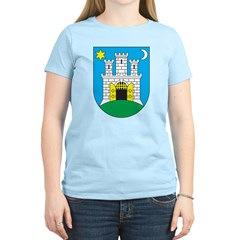 Zagreb Coat Of Arms T-Shirt