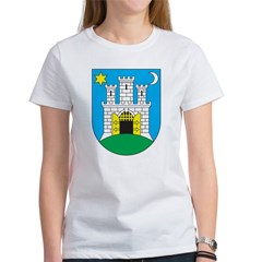 Zagreb Coat Of Arms Tee