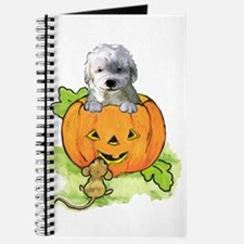labradoodle halloween Journal