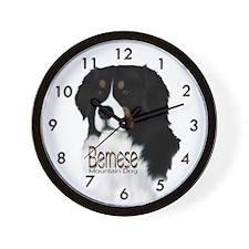 Unique Sennenhund Wall Clock