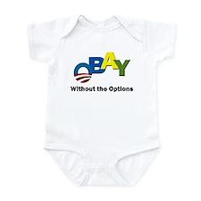Cool Bailout Infant Bodysuit