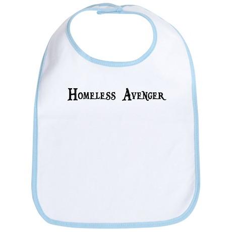 Homeless Avenger Bib