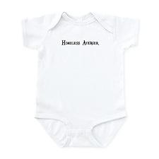 Homeless Avenger Infant Bodysuit
