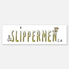 Slippermen Bumper Bumper Bumper Sticker