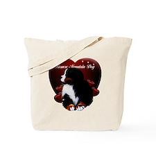 Cute Sennenhund Tote Bag
