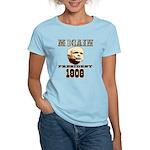 McCAIN (19) 08!!!! Women's Light T-Shirt