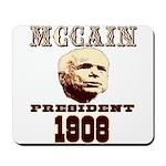 McCAIN (19) 08!!!! Mousepad