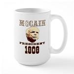 McCAIN (19) 08!!!! Large Mug
