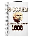 McCAIN (19) 08!!!! Journal