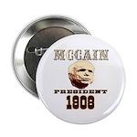 """McCAIN (19) 08!!!! 2.25"""" Button (10 pack)"""