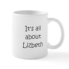 Cute Lizbeth Mug