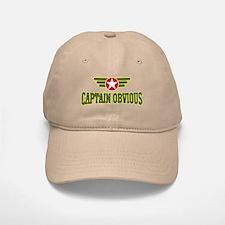 Captain Obvious - Cap