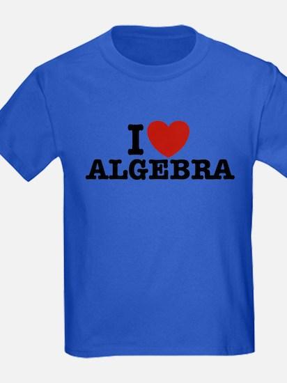 I Love Algebra T